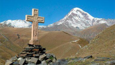 Photo of Альпинисты ДНР, покорившие Казбек, радушно приняты простыми грузинами
