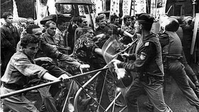Photo of 20 лет первому майданному побоищу в Киеве