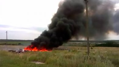 Photo of Опубликовано ещё одно неизвестное видео после катастрофы MH-17