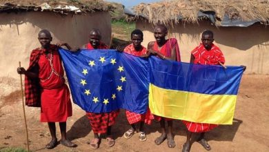 Photo of Киевские убийцы у власти, Зимбабве в Чернигове