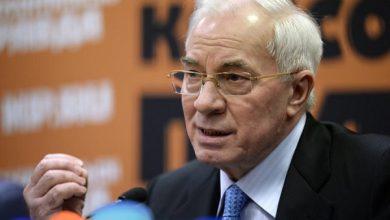 Photo of Николай Азаров: хронология переворота