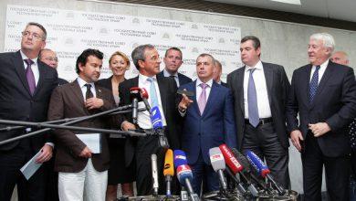 Photo of Киевские путчисты решили посадить в тюрьму французских депутатов