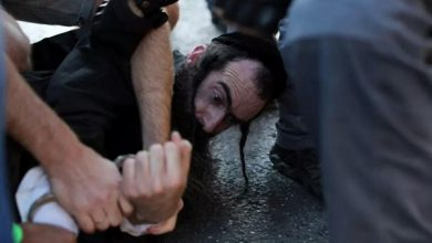 Photo of Гей-парад в Иерусалиме порезал ортодоксальный еврей