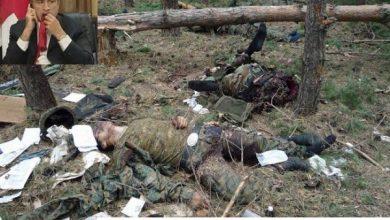 Photo of Холуйская ноша Саакашвили — он вспомнил про свою проигранную карательную войну