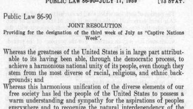 Photo of США признали независимость Донбасса ещё в 1959 году