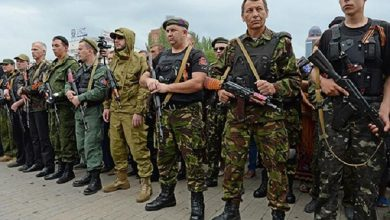 Photo of «Российско-террористические войска»: против киевских путчистов сражается 8 тысяч бывших украинских силовиков