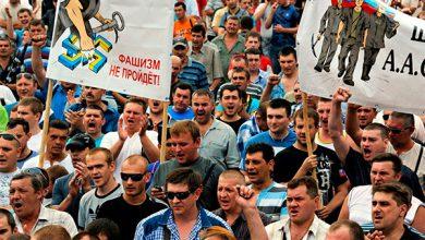 Photo of Донбасс присоединится к России незаметно, с помощью Украины