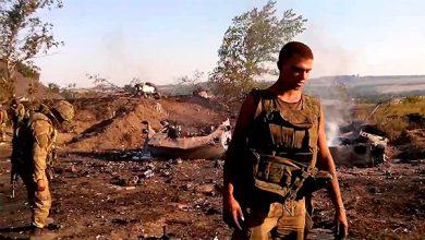 Photo of Активность карателей у Новоласпы наказана — 26 трупов везут в Запорожье