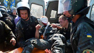 Photo of Скончался третий милиционер, раненый под Верховной Радой