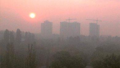 Photo of Киев: дымный зомби-апокалипсис
