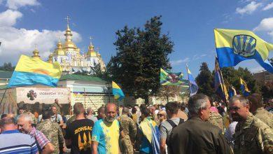 Photo of Киевляне проигнорировали митинг и молебен в память погибших карателей в Иловайском котле