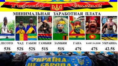 Photo of Экономика Украины достигла уровня Габона