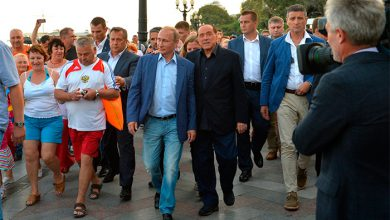 Photo of Украина и Европа обеспокоились визитом Берлускони в Крым