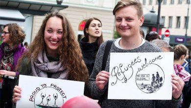 Photo of Цветная революция: Литва радостно встречает афроприбалтов