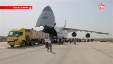 Photo of Самолеты Минобороны РФ доставили в Сирию гуманитарную помощь