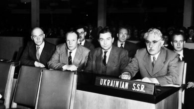 Photo of Какая Украина учреждала ООН?
