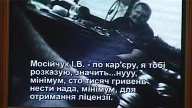 Photo of Нацист Мосийчук из партии гомосексуалиста Ляшко — взяточник