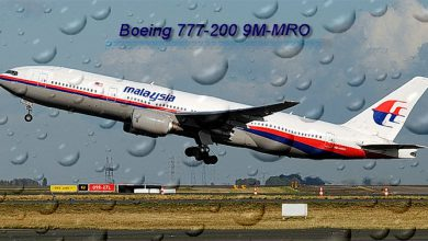 Photo of Военные США сбили пропавший над Индийским океаном малайзийский Boeing 777