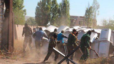 Photo of Путчисты проводят экстренные учения по разгону «майдана»