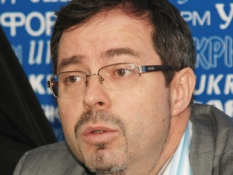Директор департамента по делам религий и национальностей Министерства культуры Андрей Юраш