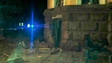 Photo of В Одессе мощный взрыв у здания Гестапо