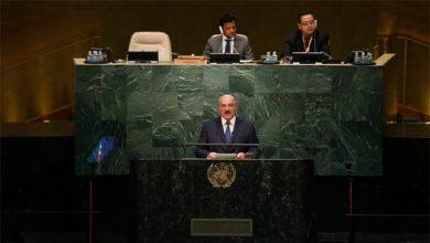 Photo of Лукашенко выступил с трибуны ООН и призвал Запад прекратить убивать «ради демократии»