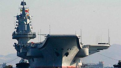 Photo of Китайский авианосец «Ляонин» прибыл в сирийский порт Тартус