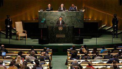 Photo of Выступление председателя Китая Си Цзиньпина на Генасамблее ООН