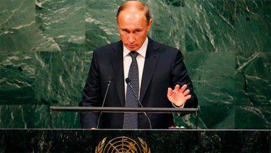 Photo of Полный текст выступления Владимира Путина на 70-й Генассамблее ООН