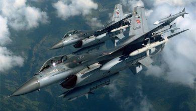 Photo of НЛО гонялся за турецкими F-16?