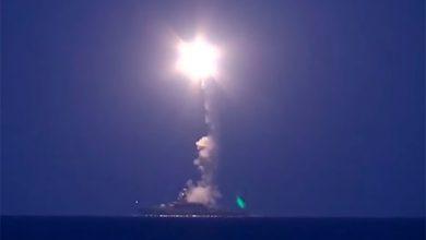 Photo of Минобороны РФ опубликовало видео запуска крылатых ракет из Каспия
