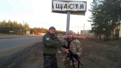 Photo of Милиционеры пристрелили карателя «Торнадо» по кличке «Толстый»