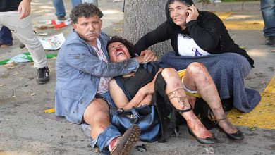 Photo of В результате теракта в Турции погибли 86 человек пришедших на антивоенный митинг