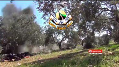 Photo of Сирийские минометчики накрывают боевиков — съемка со стороны террористов