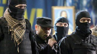 Photo of Гестаповцы похитили Яроша с базы неонацистов правосеков