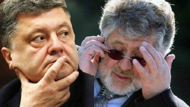 Photo of Порошенко получил под дых от Коломойского