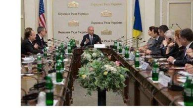 Photo of Байден с директивами для Порошенко, Яценюка и пятой колоны прибудет на Украину 7 декабря