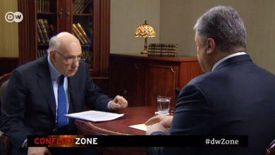 Photo of Скандальное интервью Порошенко немецкому телеканалу — полный текст