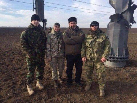 Взрывы электроопор на границе с Крымом курируют ЦРУшники при посольстве США