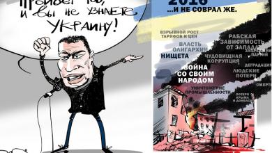 Photo of Через год вы не узнаете Украину! Обещание майдаунов сбылось