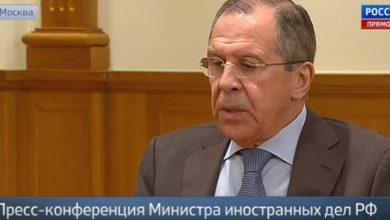 Photo of Сергей Лавров дал пресс-конференцию по сбитому Турцией СУ-24