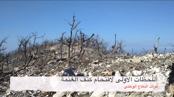 Эрдоган добился обратного — район уничтожения Су-24 непрерывно бомбят и накрывают РСЗО
