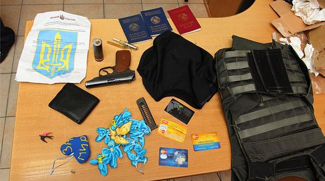 В Минске задержали террориста из «Правого сектора»