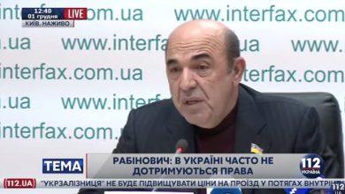 Photo of Рабинович рассказал, как Кабмин препятствуют возвращению в Украину Фирташа