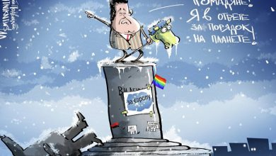 Photo of Киевский дурачок сдаёт зачёт по клоунаде
