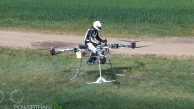 Photo of Мотоцикл летает! За 200 тысяч долларов…