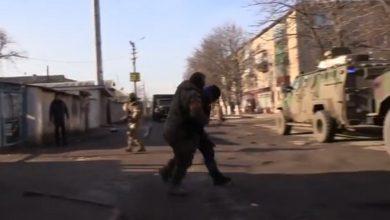Photo of Киевские каратели начали акции массового террора населения Донбасса