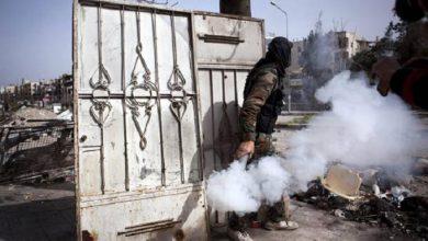 Photo of Турция снабжала ИГИЛ ядовитым газом зарин