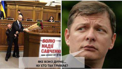 Photo of Украинский политический цирк: итоги прошедшей недели