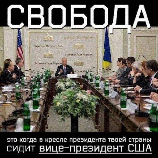 Украина - не государство, а несостоятельный сепаратистский проект